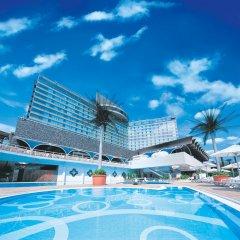 Отель New Otani Tokyo, The Main Япония, Токио - 2 отзыва об отеле, цены и фото номеров - забронировать отель New Otani Tokyo, The Main онлайн бассейн фото 2