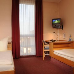 ECONTEL HOTEL Berlin Charlottenburg 3* Стандартный номер с различными типами кроватей фото 4