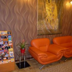 Hotel Aladin интерьер отеля