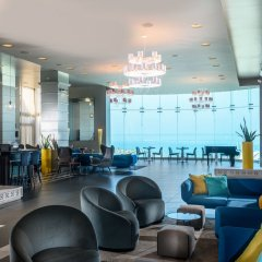 Herods Hotel Tel Aviv by the Beach гостиничный бар