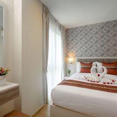 Отель Splendid Sea View Resort пляж Ката сейф в номере