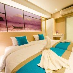 Отель Bizotel Bangkok Бангкок комната для гостей фото 4