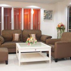 Отель JS Residence Таиланд, Краби - отзывы, цены и фото номеров - забронировать отель JS Residence онлайн интерьер отеля фото 3