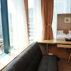 Отель SKYPARK Myeongdong II Южная Корея, Сеул - 1 отзыв об отеле, цены и фото номеров - забронировать отель SKYPARK Myeongdong II онлайн удобства в номере фото 2