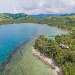 Отель Namale The Fiji Islands Resort & Spa Савусаву приотельная территория фото 2