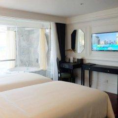 Отель Akara Hotel Bangkok Таиланд, Бангкок - 1 отзыв об отеле, цены и фото номеров - забронировать отель Akara Hotel Bangkok онлайн комната для гостей фото 5