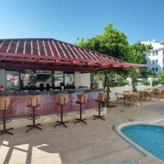Blue Paradise Apart Турция, Мармарис - отзывы, цены и фото номеров - забронировать отель Blue Paradise Apart онлайн бассейн фото 2