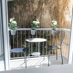 Апартаменты Luxury Studio In Athens Афины балкон
