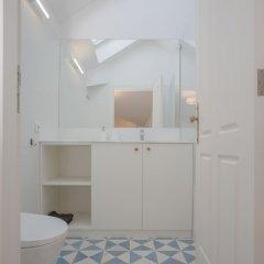 Апартаменты Liiiving - Cosy Downtown Apartments Порту ванная