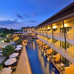 Отель Srisuksant Resort бассейн фото 3