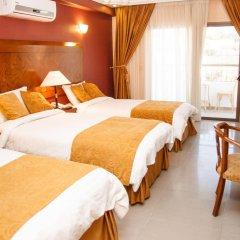 Отель Al Anbat Hotel & Restaurant Иордания, Вади-Муса - отзывы, цены и фото номеров - забронировать отель Al Anbat Hotel & Restaurant онлайн комната для гостей фото 2