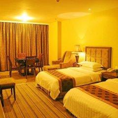 Haosi Hotel - Chongqing комната для гостей фото 3