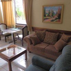 Отель Garant & Suites Бока Чика комната для гостей фото 4
