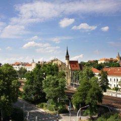 Бутик-отель King Charles Residence Прага балкон