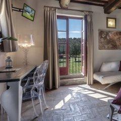 Отель Casolare Le Terre Rosse Италия, Сан-Джиминьяно - 1 отзыв об отеле, цены и фото номеров - забронировать отель Casolare Le Terre Rosse онлайн в номере