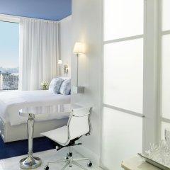 Отель NoMo SoHo 4* Стандартный номер с различными типами кроватей фото 9