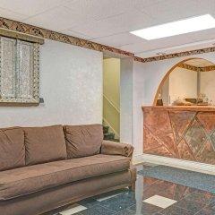 Отель Days Inn Ridgefield комната для гостей