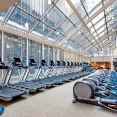 Отель New York Hilton Midtown США, Нью-Йорк - отзывы, цены и фото номеров - забронировать отель New York Hilton Midtown онлайн фитнесс-зал фото 2