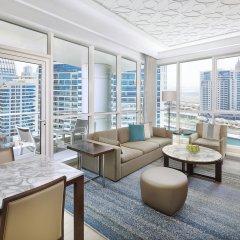 Отель DoubleTree by Hilton Dubai Jumeirah Beach 4* Люкс с различными типами кроватей фото 2