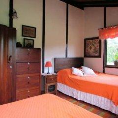 Отель Finca Hotel La Sonora Колумбия, Монтенегро - отзывы, цены и фото номеров - забронировать отель Finca Hotel La Sonora онлайн сейф в номере