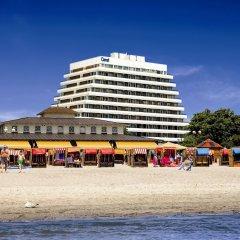 Отель Carat Golf & Sporthotel пляж