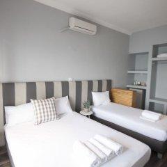 Отель Xenios Hotel Греция, Пефкохори - отзывы, цены и фото номеров - забронировать отель Xenios Hotel онлайн комната для гостей фото 3