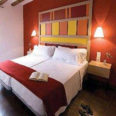 Отель Ciutat Vella Испания, Барселона - отзывы, цены и фото номеров - забронировать отель Ciutat Vella онлайн комната для гостей фото 3