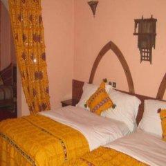 Отель Kasbah Asmaa Марокко, Загора - отзывы, цены и фото номеров - забронировать отель Kasbah Asmaa онлайн комната для гостей фото 3