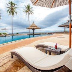Отель Lanta Corner Resort бассейн