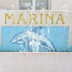 Отель Marina Риччоне бассейн фото 2