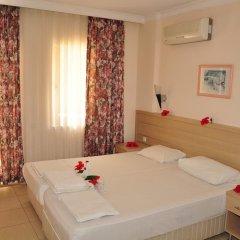 Отель Nergos Garden сейф в номере