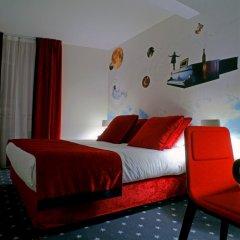Отель Hôtel du Triangle d'Or детские мероприятия