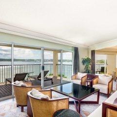 Отель Hilton Guam Resort And Spa вид на фасад