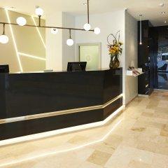 Отель NH Barcelona Les Corts Испания, Барселона - 1 отзыв об отеле, цены и фото номеров - забронировать отель NH Barcelona Les Corts онлайн интерьер отеля
