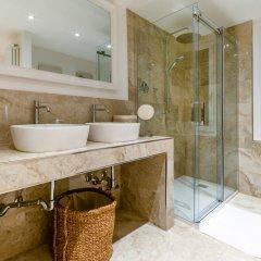 Отель Clavature Luxury Apartment Италия, Болонья - отзывы, цены и фото номеров - забронировать отель Clavature Luxury Apartment онлайн ванная фото 2