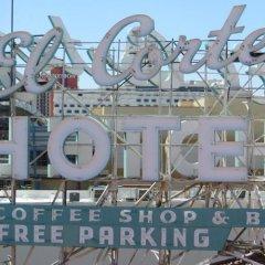 Отель El Cortez Hotel & Casino США, Лас-Вегас - 1 отзыв об отеле, цены и фото номеров - забронировать отель El Cortez Hotel & Casino онлайн спортивное сооружение