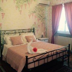 Отель Villa Poggio Ulivo B&B Relais Риволи-Веронезе комната для гостей фото 2