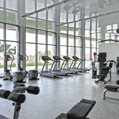 Отель West All Suite Boutique Tel Aviv фитнесс-зал
