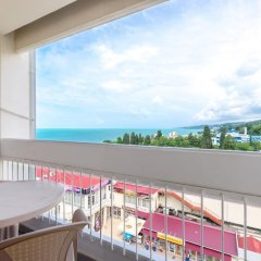 Гостиница Akvaloo Resort в Сочи 2 отзыва об отеле, цены и фото номеров - забронировать гостиницу Akvaloo Resort онлайн балкон