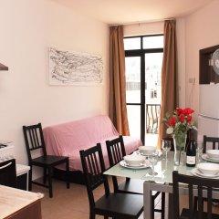 Отель Seashells Penthouse Буджибба комната для гостей