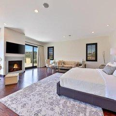 Отель Villa Gracie США, Лос-Анджелес - отзывы, цены и фото номеров - забронировать отель Villa Gracie онлайн комната для гостей