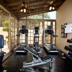 Отель Courtyard Los Angeles Century City Beverly Hills фитнесс-зал