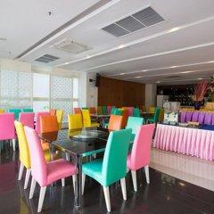 Отель Metro Resort Pratunam Бангкок питание фото 2