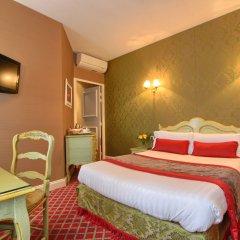 Hotel De Seine комната для гостей фото 2