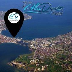 AlaDeniz Hotel Турция, Бююкчекмедже - отзывы, цены и фото номеров - забронировать отель AlaDeniz Hotel онлайн городской автобус