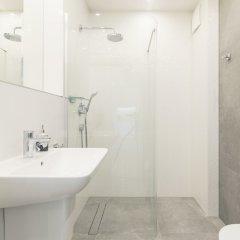 Апартаменты Luxury Apartments - Okrzei Residence Сопот ванная