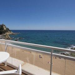 Отель Rosamar Maxim - Adults Only Испания, Льорет-де-Мар - 1 отзыв об отеле, цены и фото номеров - забронировать отель Rosamar Maxim - Adults Only онлайн балкон