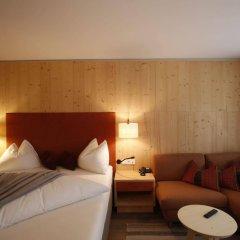 Отель Feuerstein Nature Family Resort Горнолыжный курорт Ортлер комната для гостей фото 5