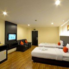 Отель Boss Mansion Бангкок детские мероприятия