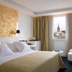 Отель Gran Meliá Colón - The Leading Hotels of the World Испания, Севилья - отзывы, цены и фото номеров - забронировать отель Gran Meliá Colón - The Leading Hotels of the World онлайн комната для гостей фото 3
